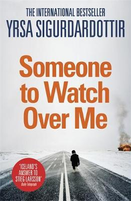Someone to Watch Over Me - Thora Gudmundsdottir 5 (Paperback)