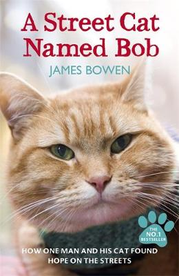 A Street Cat Named Bob: How One Man and His Cat Found Hope on the Streets (Paperback)