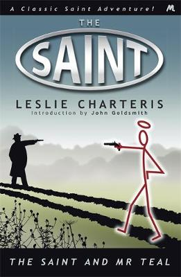 The Saint and Mr. Teal (Paperback)