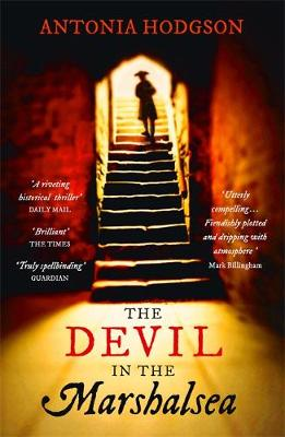 The Devil in the Marshalsea - Thomas Hawkins Book 1 (Paperback)