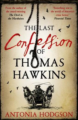The Last Confession of Thomas Hawkins - Thomas Hawkins Book 2 (Hardback)