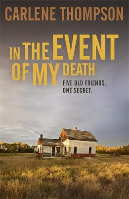 In the Event of My Death (Paperback)