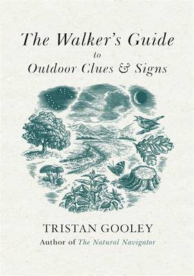 The Walker's Guide to Outdoor Clues and Signs (Hardback)
