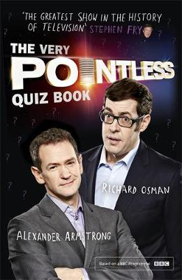 The Very Pointless Quiz Book (Hardback)