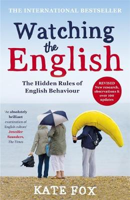 Watching the English (Paperback)