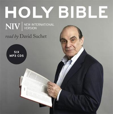 The Complete NIV Audio Bible (CD-Audio)