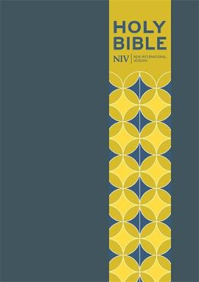 NIV Pocket Blue Soft-Tone Bible with Clasp - New International Version (Paperback)