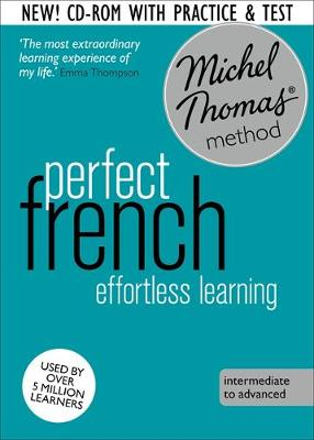 Perfect French Intermediate Course: Learn French with the Michel Thomas Method (CD-Audio)