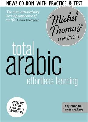 Total Arabic: (Learn Arabic with the Michel Thomas Method) (CD-Audio)