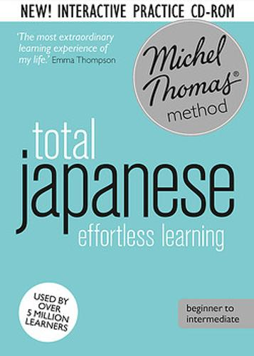 Total Japanese Foundation Course: Learn Japanese with the Michel Thomas Method (CD-Audio)
