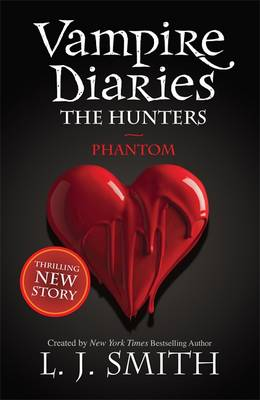 Phantom - Vampire Diaries No. 8 (Paperback)