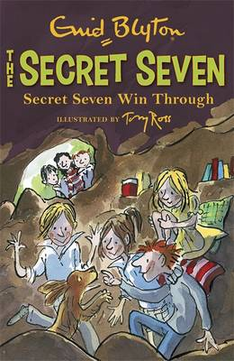 Secret Seven Win Through - Secret Seven Book 7 (Paperback)
