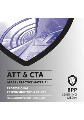 ATT & CTA Professional Responsibility and Ethics: iPass (CD-ROM)