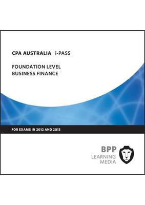 CPA - Business Finance: iPass (CD-ROM)