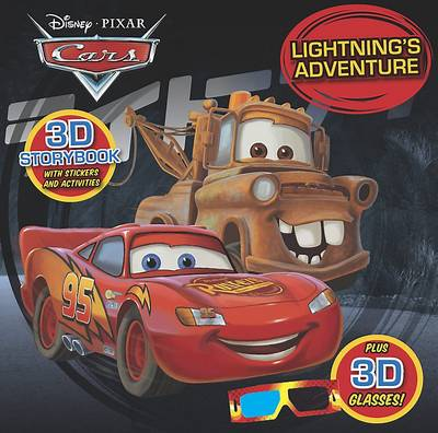 Cover Disney Cars Picture Storybook