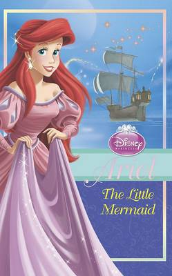 Disney Princess Chapter Book - Little Mermaid (Paperback)