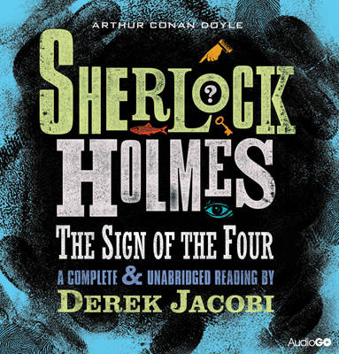 Sherlock Holmes: The Sign of the Four (CD-Audio)
