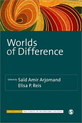 Worlds of Difference - Sage Studies in International Sociology (Paperback)