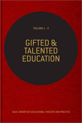 Gifted and Talented Education - Sage Library of Educational Thought & Practice (Hardback)