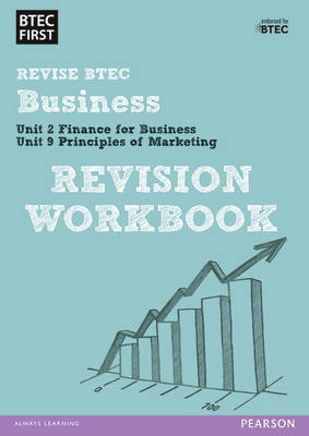 BTEC First in Business Revision Workbook (Paperback)