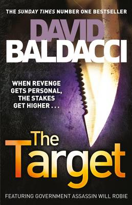 The Target - Will Robie Series 3 (Hardback)