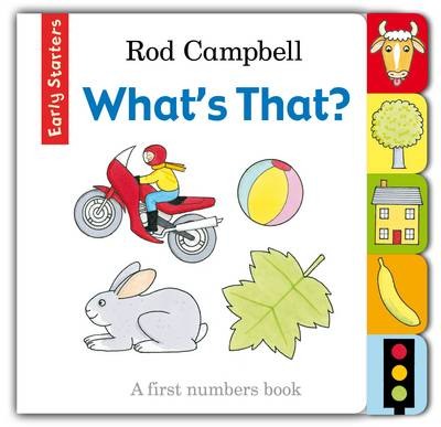 Early Starters: What's That? - Early Starters 4 (Board book)