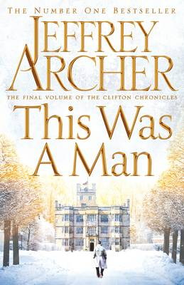 Cover This Was a Man - The Clifton Chronicles 7