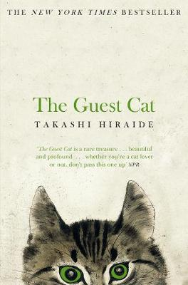 The Guest Cat (Paperback)