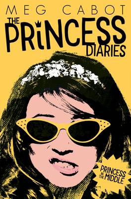 Princess in the Middle - The Princess Diaries 3 (Paperback)
