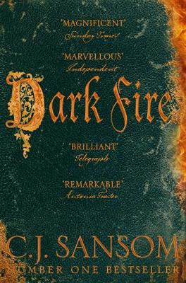 Dark Fire - The Shardlake Series 2 (Paperback)