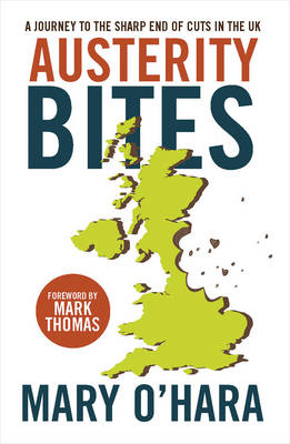 Austerity Bites: A Journey to the Sharp End of Cuts in the UK (Hardback)