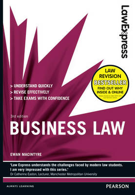 Law Express: Business Law (revision Guide) - Law Express (Paperback)