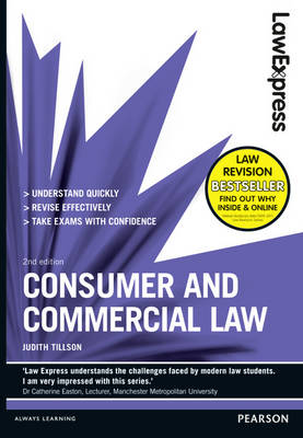 Law Express: Consumer and Commercial Law (revision Guide) - Law Express (Paperback)
