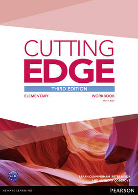 Cutting Edge Elementary Workbook with Key - Cutting Edge (Paperback)