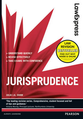 Law Express: Jurisprudence: Revision Guide - Law Express (Paperback)
