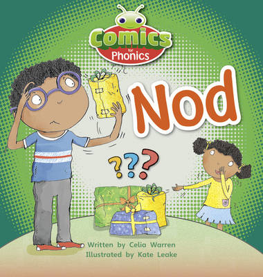 Comics for Phonics: Set 03 Pink A: Nod - Bug Club (Paperback)