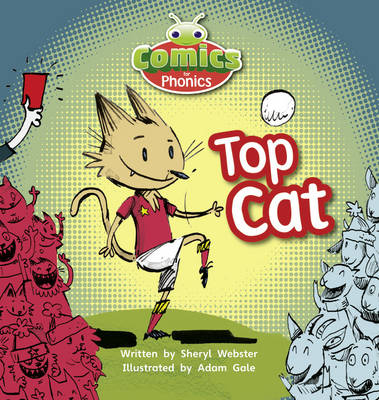 Comics for Phonics: Set 04 Pink B: Top Cat - Bug Club (Paperback)