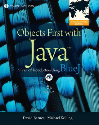 Objects First with Java:A Practical Introduction Using BlueJ/generic MyProgrammingLab with Pearson eText Student Access Code Card (CY2012) (Mixed media product)