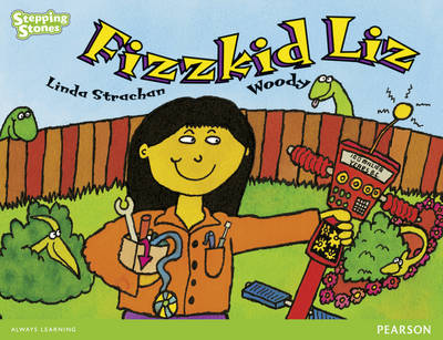 Stepping Stones: Fizzkid Liz - Green Level (Paperback)