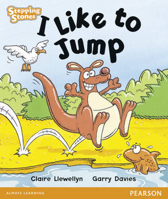 Stepping Stones: I Like to Jump - Orange Level (Paperback)