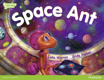 Stepping Stones: Space Ant - Green Level (Paperback)