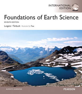 Earth Science, Plus MasteringGeology with Pearson Etext (Mixed media product)