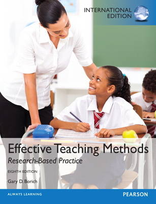Effective Teaching Methods, Plus MyEducationLab with Pearson Etext (Mixed media product)