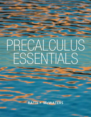 Precalculus Essentials, Plus MyMathLab with Pearson Etext (Mixed media product)