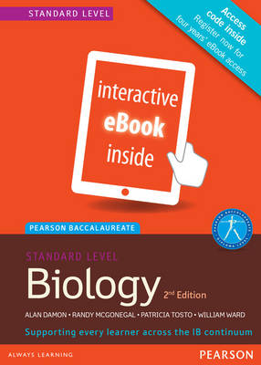 Pearson Baccalaureate Biology for the IB Diploma: Standard Level - Pearson International Baccalaureate Diploma: International Editions (Cards)