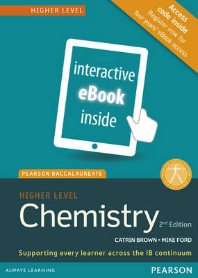 Pearson Baccalaureate Chemistry Higher Level - Pearson International Baccalaureate Diploma: International Editions (Cards)