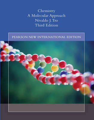 Chemistry: A Molecular Approach, Plus MasteringChemistry without eText (Mixed media product)