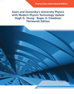 University Physics with Modern Physics Technology Update, Plus MasteringPhysics without eText (Mixed media product)