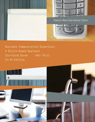 Business Communication Essentials, Plus MyBcommLab without eText (Mixed media product)