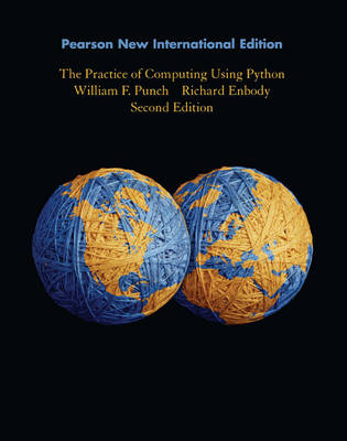 The Practice of Computing Using Python, Plus MyProgammingLab without eText (Mixed media product)